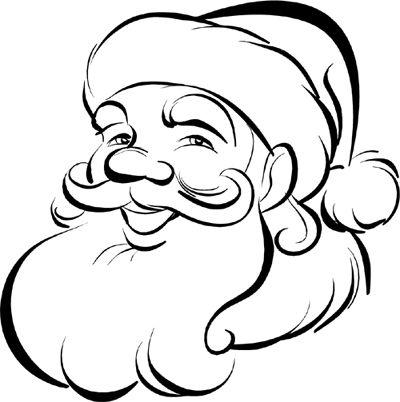 每年圣诞节,圣诞老人骑在驯鹿上